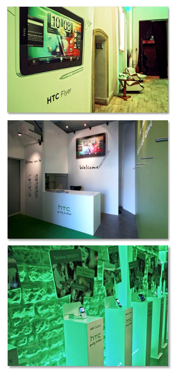 HTC - Fuori Salone del Mobile
